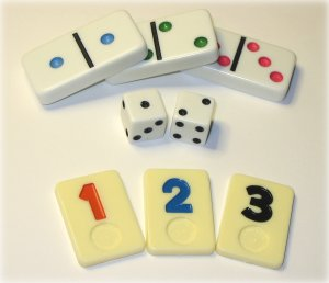 Domino-Related Games & Diversions