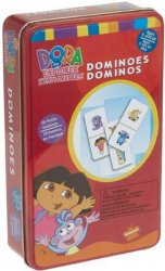 Dora the Explorer Dominoes