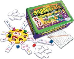 SuperTrain Dominoes Set