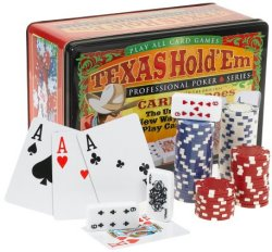 Texas Hold `Em CARDominoes